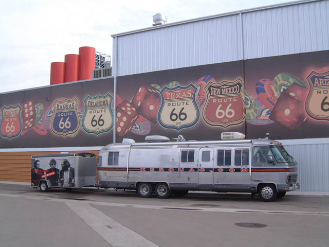 The Beat Museum on Wheels